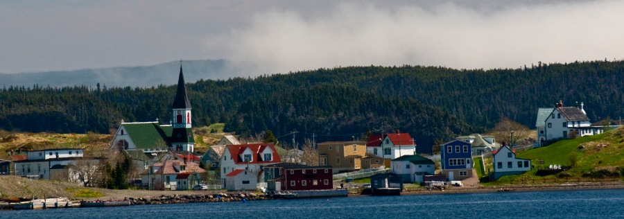 Rural Newfoundland (© Ted Dyke)